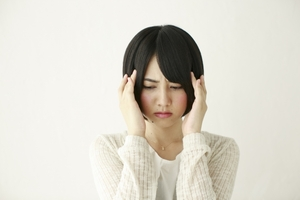 【症例】頭痛があり、首のコリも酷い(29歳女性)