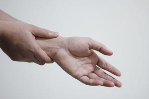 【症例】肘から手首の痛み